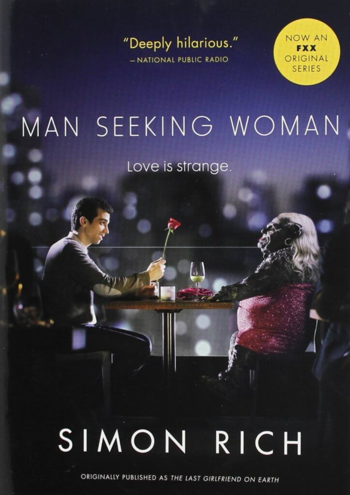RIch - Man Seeking Woman Book