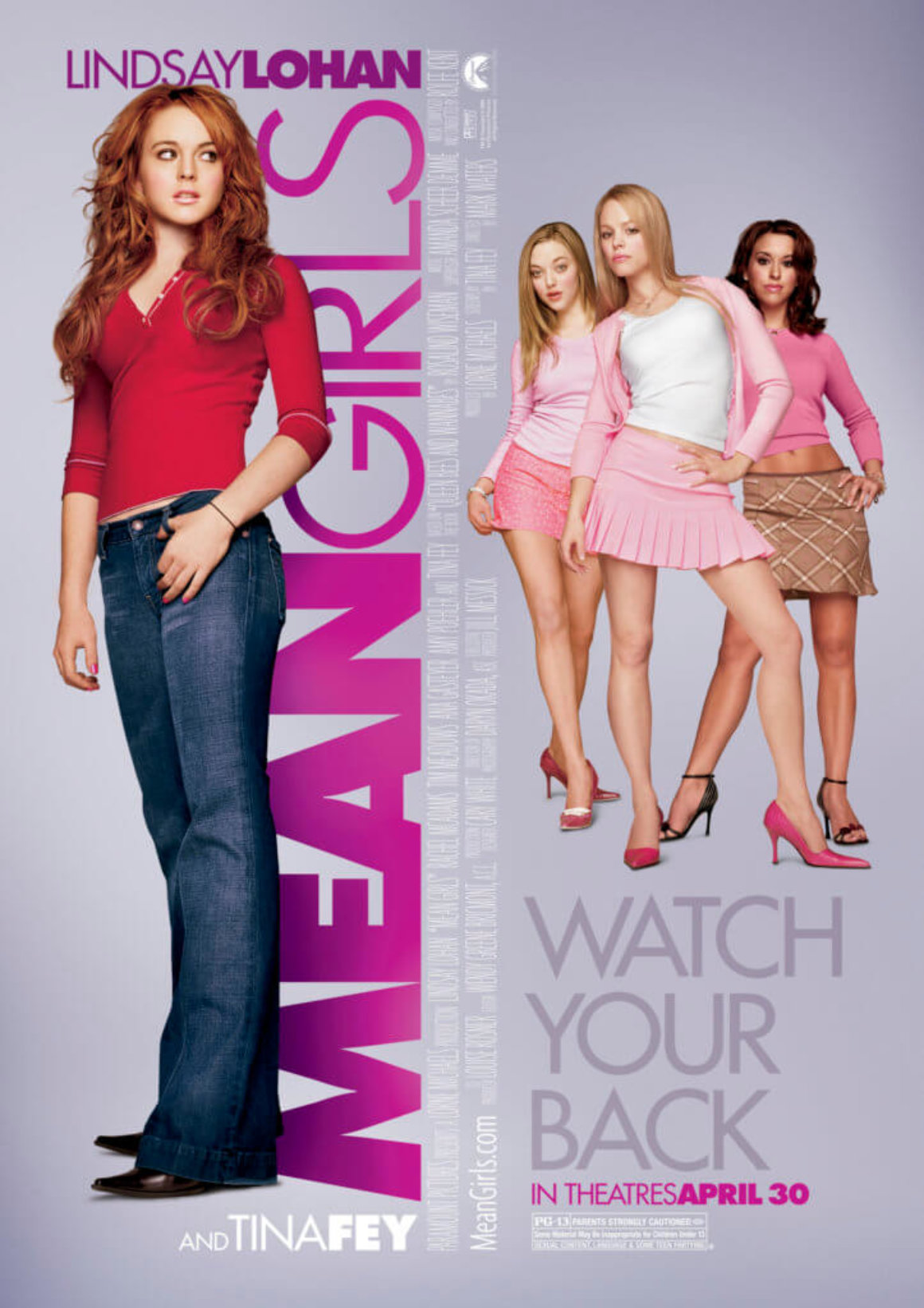 Wiseman - Mean Girls Movie